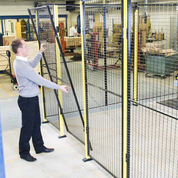 machine guarding materials