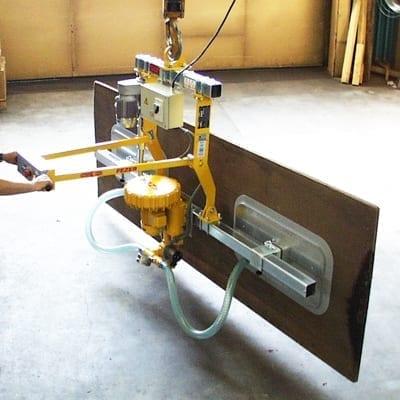 VacuPoro vacuum lifter