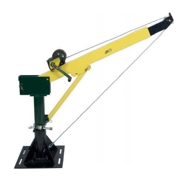 Davit Jib Cranes Materials Handling