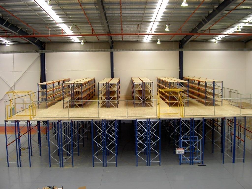 Mezzanine Floor Materials : Mezzanine floors hoists safety archives materials