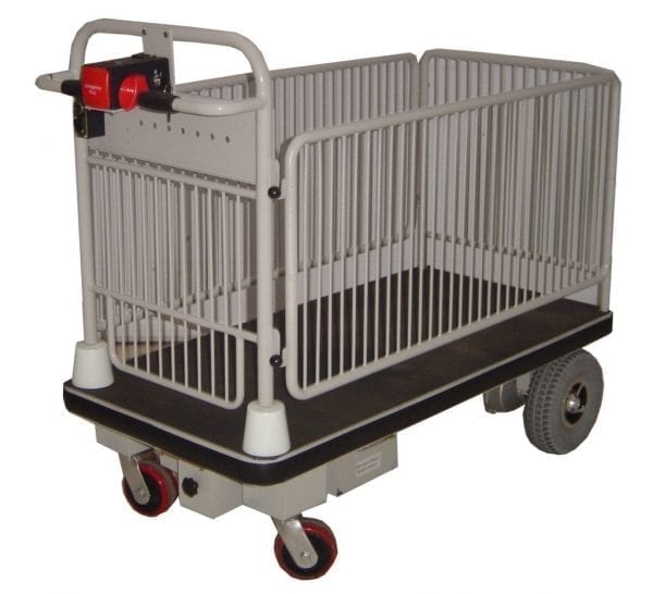 cagemate powered trolley