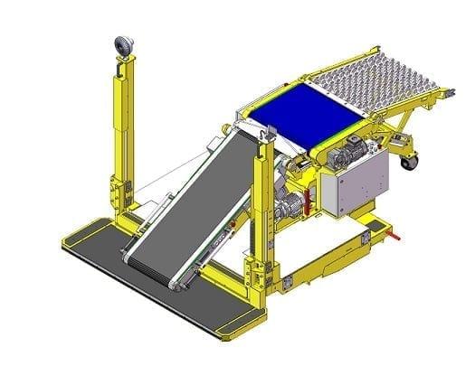 Destuff-IT Container Unloader