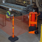 Portable Safety Zone contains dangerous zones