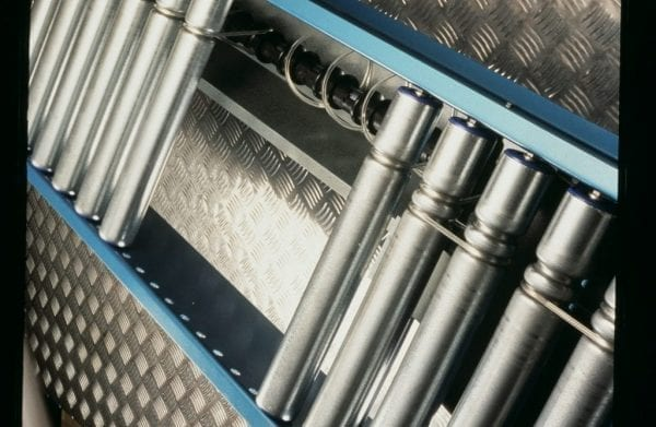 lineshaft rollers out