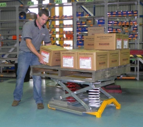 palift palletising tables