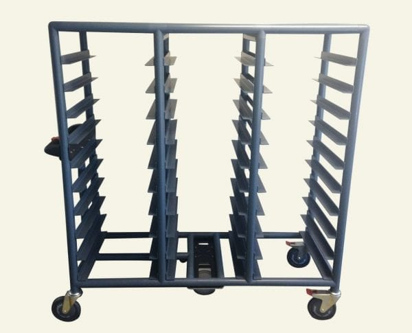 EZ Wheel food service trolley