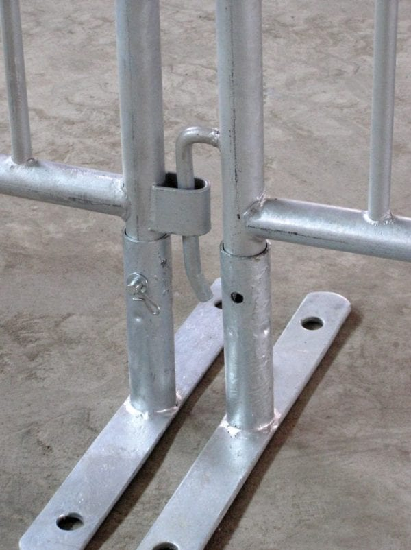 3 event fence feet
