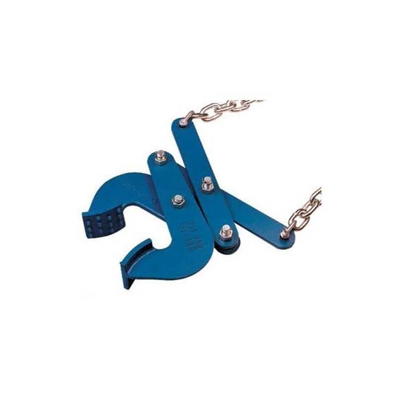 ASA10 double scissor action pallet puller