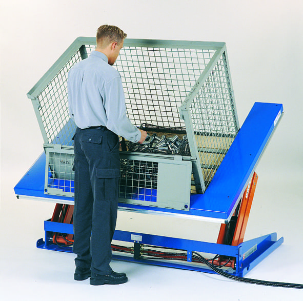Arm Lift Ergonomic Lift Amp Tilt Device Materials Handling