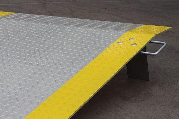 Aluminium Dock Plate ramp