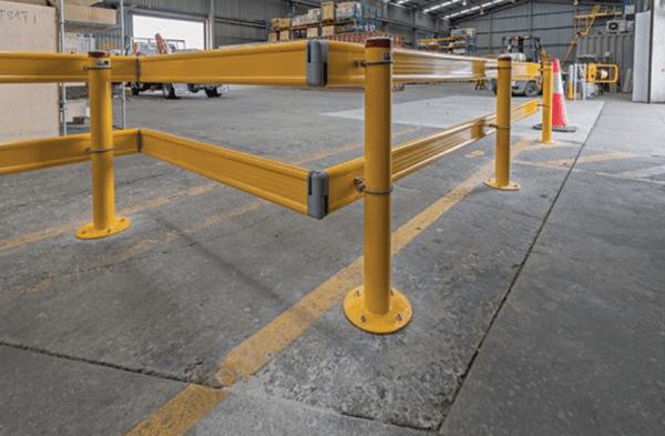 Aluminium Hand Rail System 3