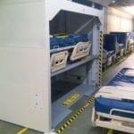 BedLift Vertical Bed Storage