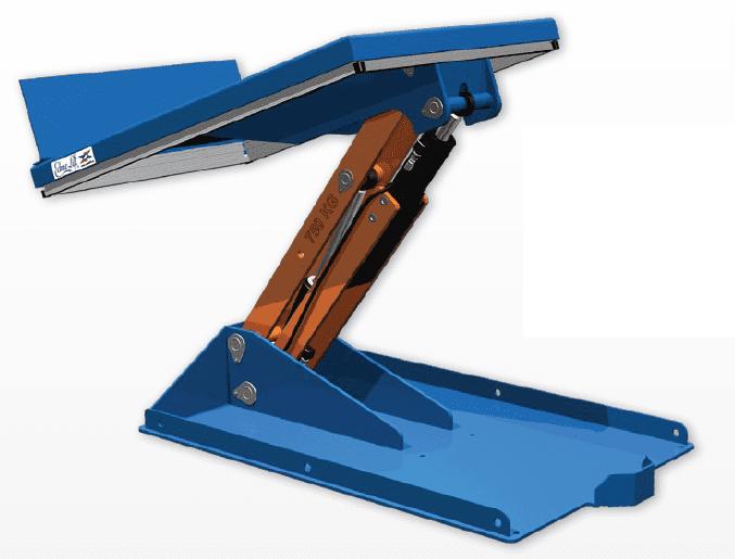 Ergonomic Lifting Arms : Arm lift ergonomic tilt device materials handling