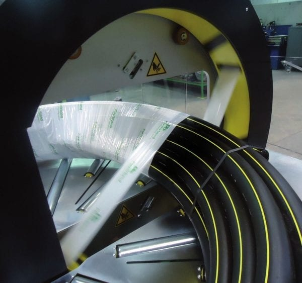 Automatic Orbital Wrapper