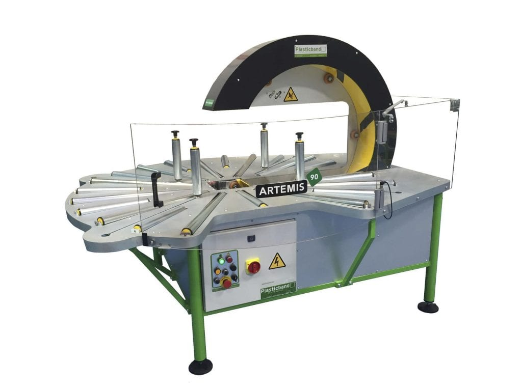 Artemis Automatic Orbital Wrapper