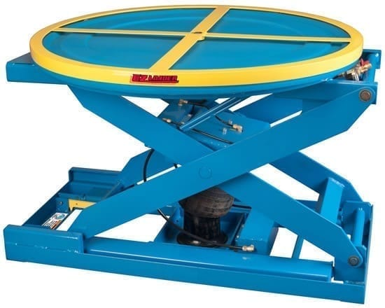 Pallet Lifters Amp Turntables Archives Materials Handling