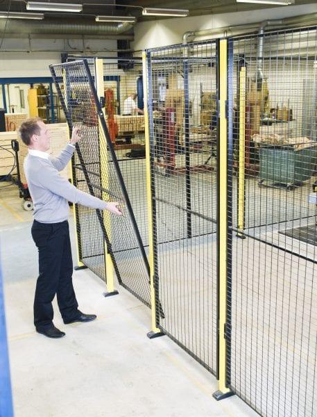 Axelent X Guard Machine Guarding Materials Handling