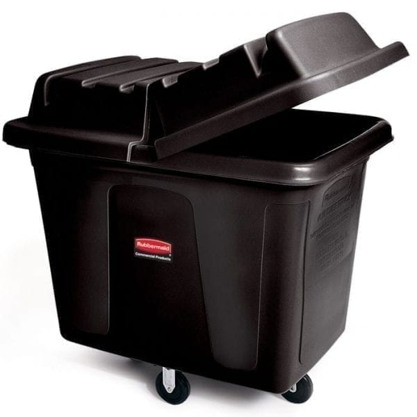 B4208 Cube Truck with B4609 optional lid