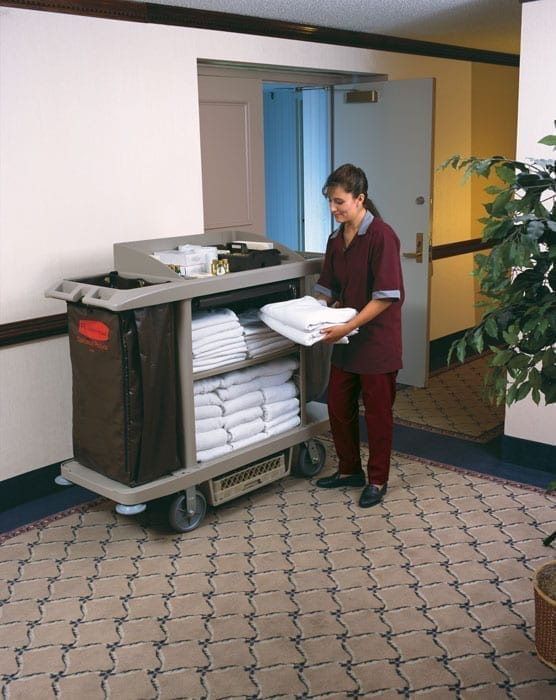 B6189 Janitor and Housekeeping Carts Solution