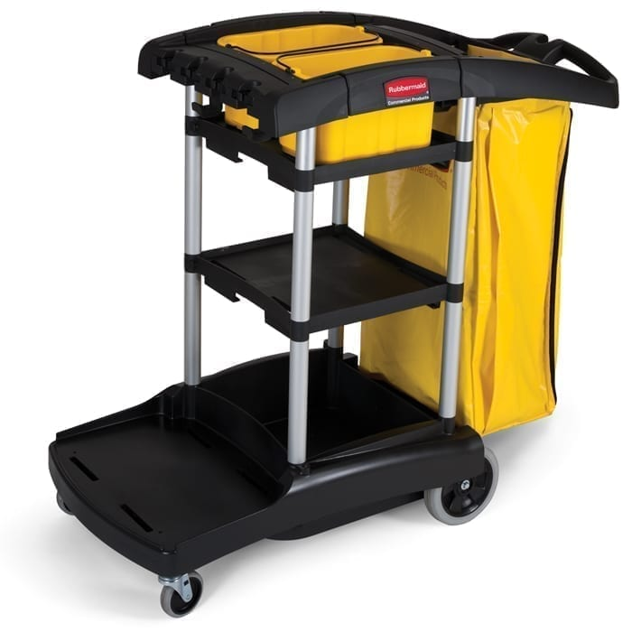 B9T72 High Capacity Cleaning Cart