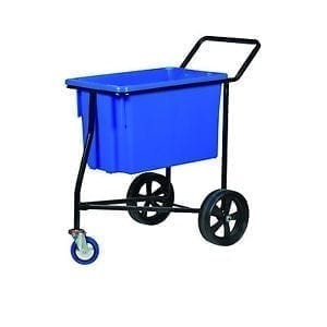 BEM319200 Eco Mail Trolley Slick Wheels