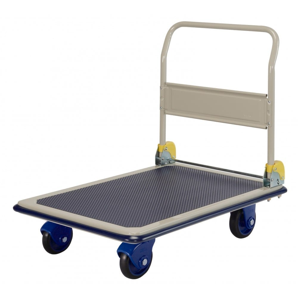 BNF301 Prestar Single Platform Folding Handle Trolleys