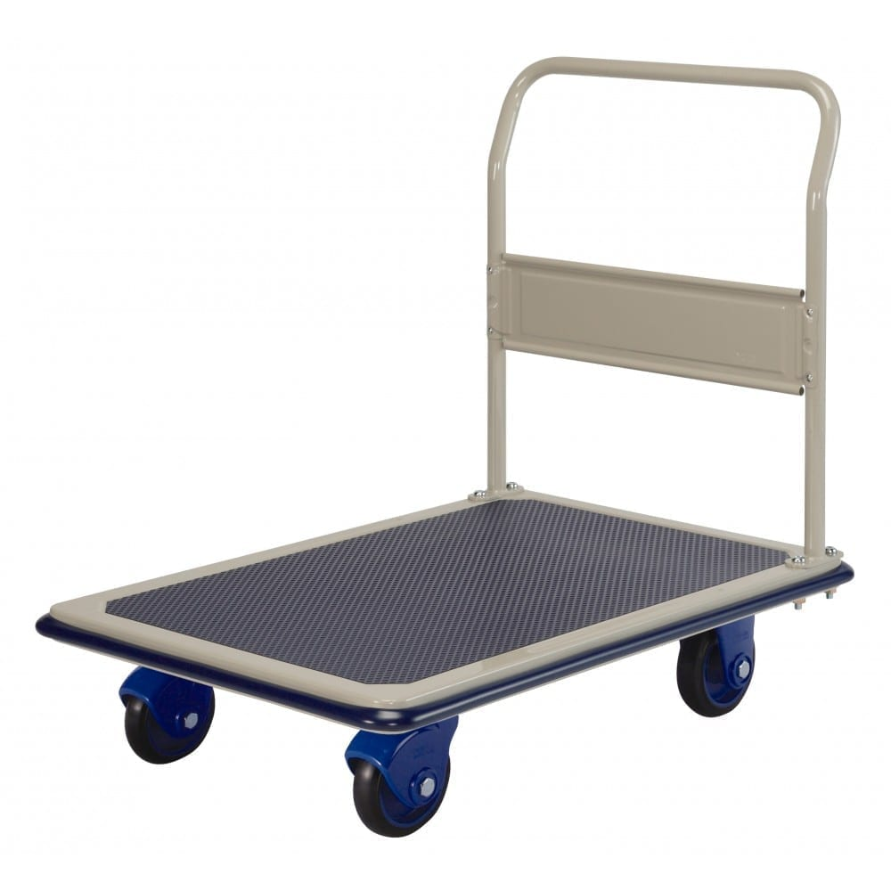 BNF302 Prestar Single Platform Fixed Handle Trolleys