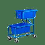 BOP871251 Utility Order Picking Trolleys