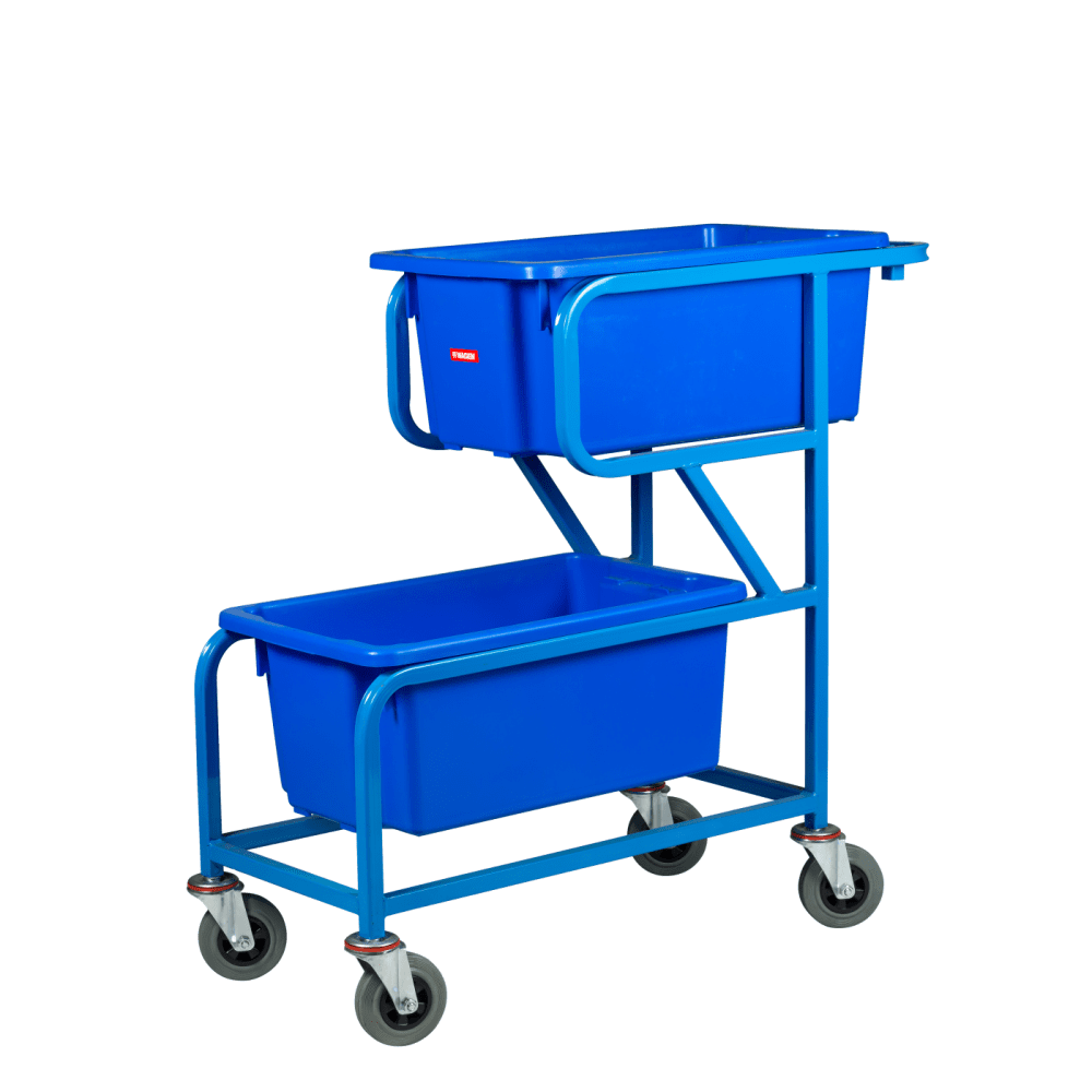 BOP871251 Utility Order Picking Trolleys