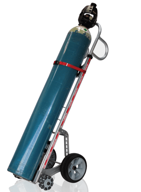 BRC4 single gas cylinder trolley