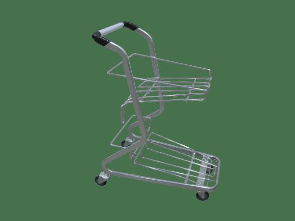 BT020Z trolley no baskets