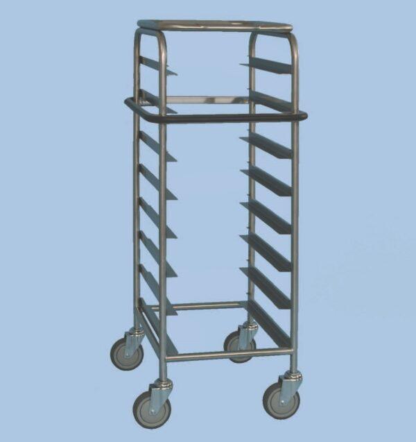 BV315 Food Tray Service Trolleys