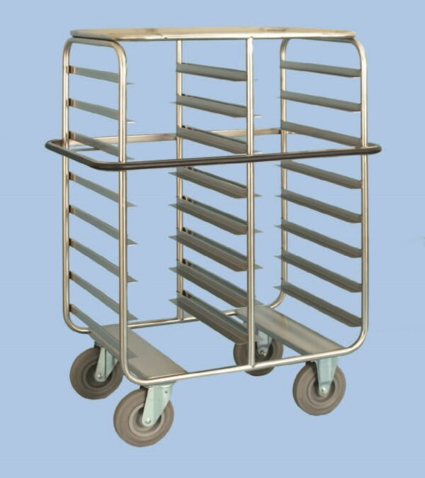BV316 Food Tray Service Trolleys