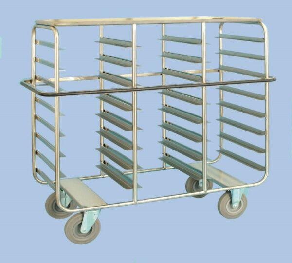 BV324 Food Tray Service Trolleys