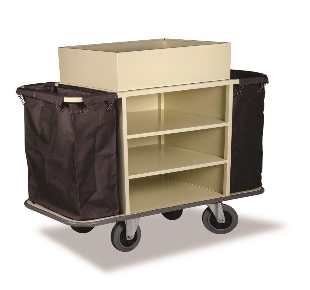 BWHH23D Housekeeping Cart Primrose