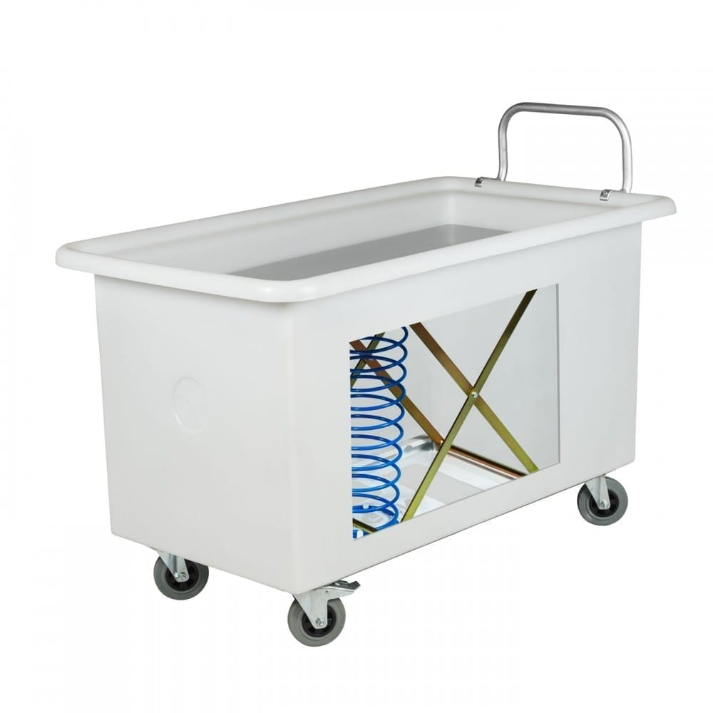 Backsaver with Tuffy Tub cut-out and handle