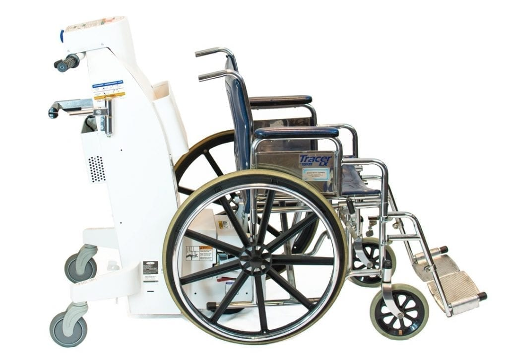 Bariatric Wheelchair Mover 1