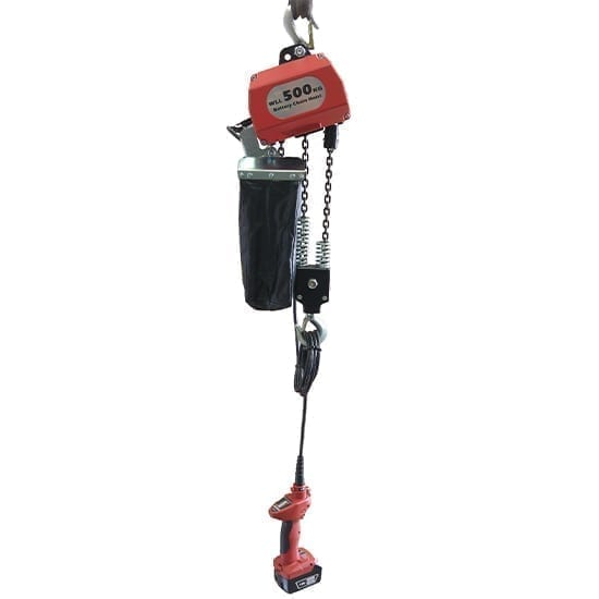 Battery Hoists 500 kg