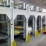BedLift Vertical Bed Storage