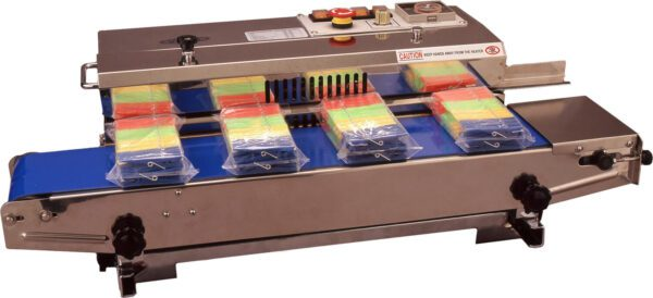 Bench Top Band Sealers horizontal band sealer
