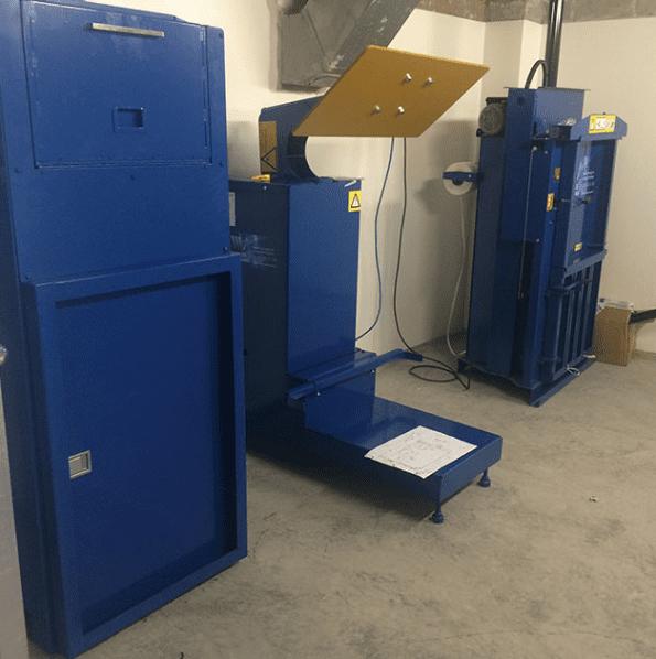 Bin Press 1100 L