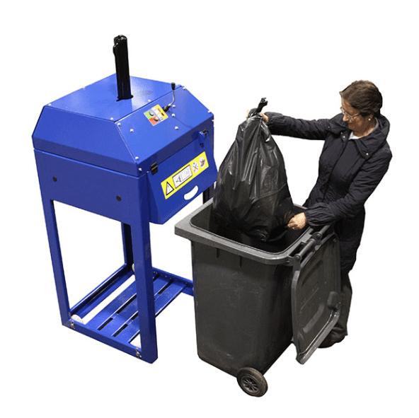 Bin Press 240 L