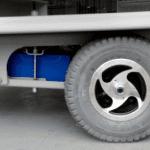 Bolt on powered drive unit