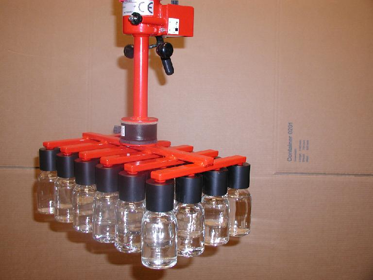 Vaculex Customised Solutions - Bottles
