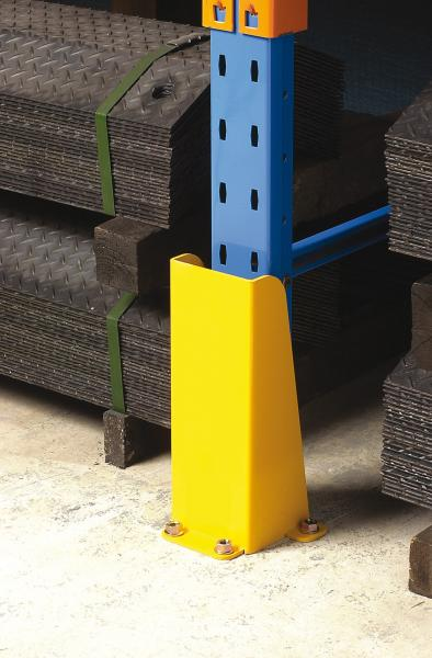 Bull Dog Brackets Pallet Racking Leg Guard