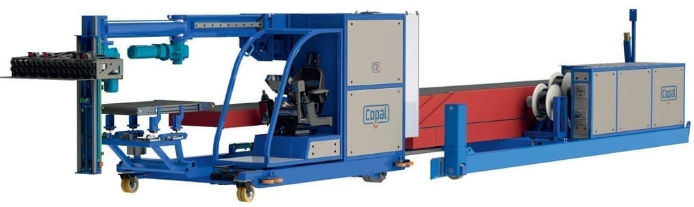 Automatic Shipping Container Unloader
