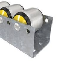 C2951 steel rollers