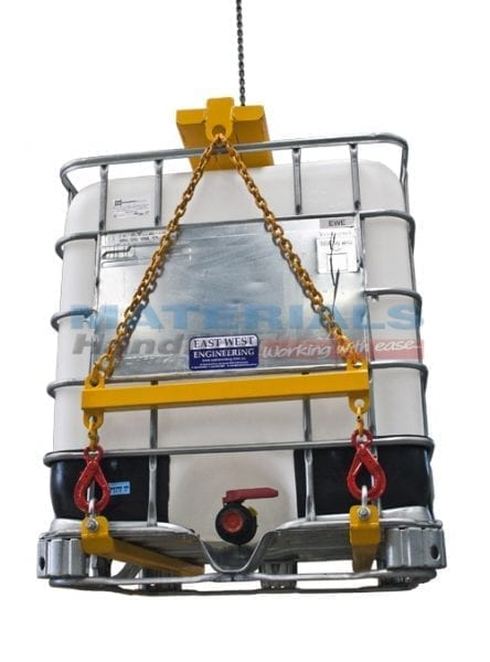 Pallet Ibc Container Lifter Materials Handling