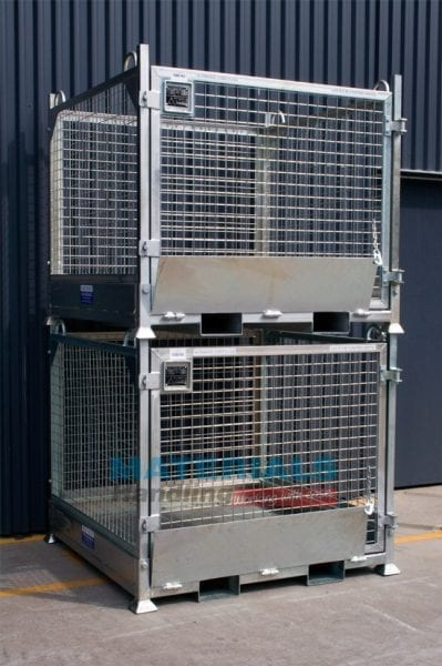 MCGC130 Crane Goods Cage
