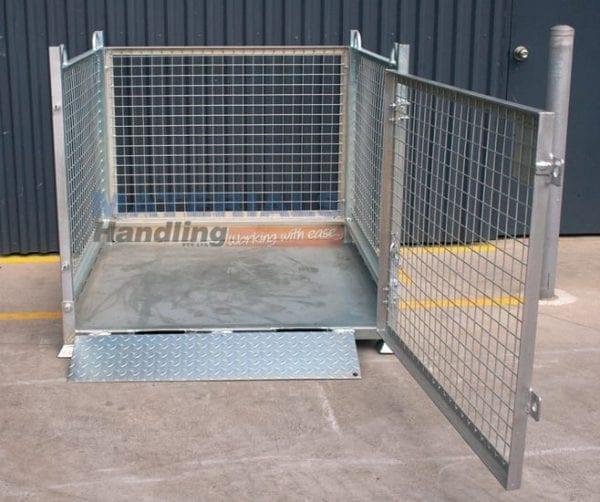 CGC130 Gate Open